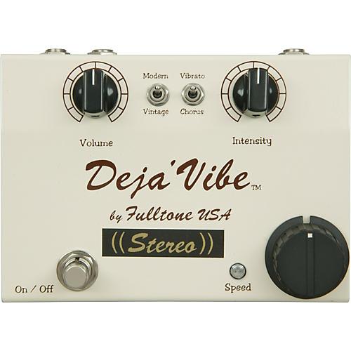 Fulltone Mini DejaVibe Stereo Chorus Guitar Effects Pedal