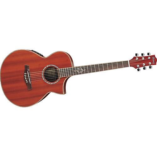 Ibanez Mini EW Body Acoustic-Electric Guitar-thumbnail