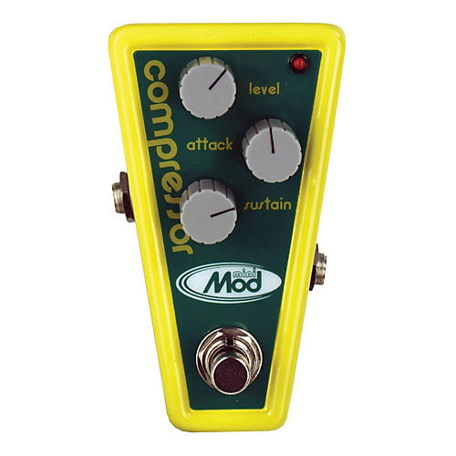 Modtone Mini-Mod Compressor Guitar Effects Pedal