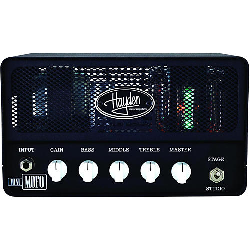 Hayden Mini Mofo 15 15W Tube Guitar Amp Head