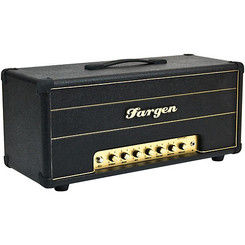 Fargen Amps Mini Plex MKII Tube Guitar Amplifier Head Black
