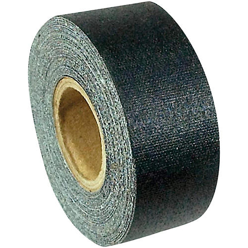American Recorder Technologies Mini Roll Gaffers Tape 1 In x 8 Yards Basic Colors Black