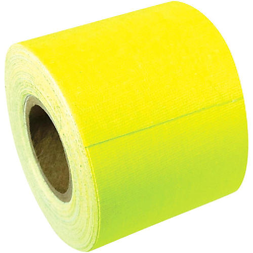American Recorder Technologies Mini Roll Gaffers Tape 2 In x 8 Yards Flourescent Colors-thumbnail