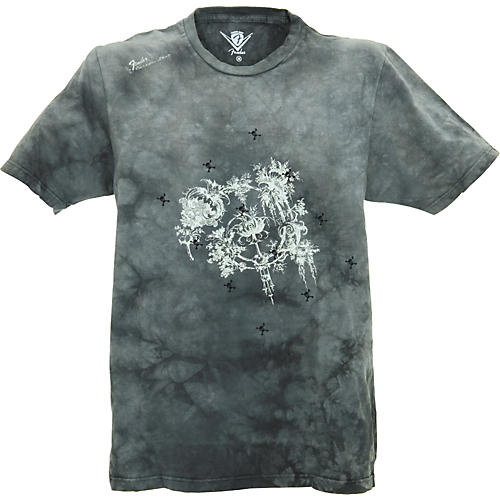 Fender Mini Skulls T-Shirt-thumbnail