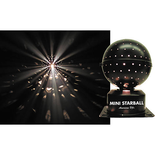 American DJ Mini Starball