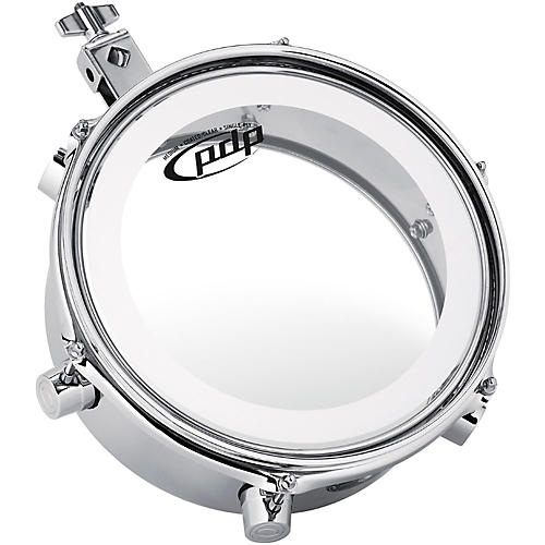 PDP Mini Timbale Chrome 10 in.