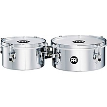 Meinl Mini Timbales Chrome
