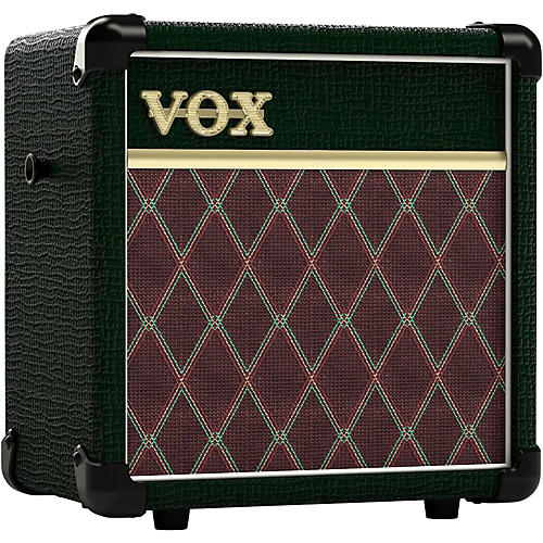 Vox Mini5 BRG 5W 1x6.5 Modeling Guitar Combo Amplifier