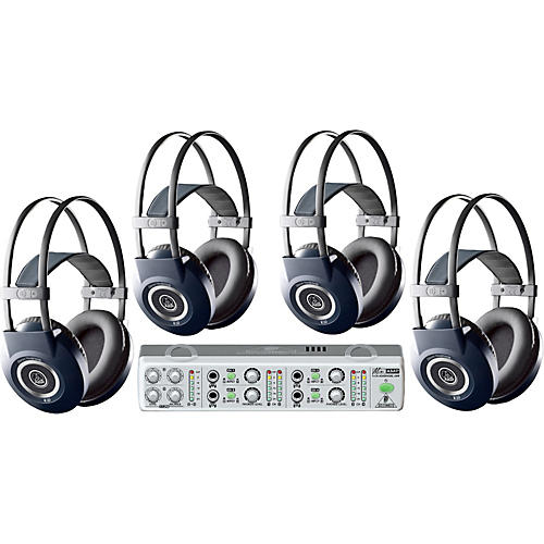 AKG MiniAMP/K99 Headphone Four Pack-thumbnail