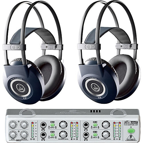 AKG MiniAMP/K99 Headphone Two Pack