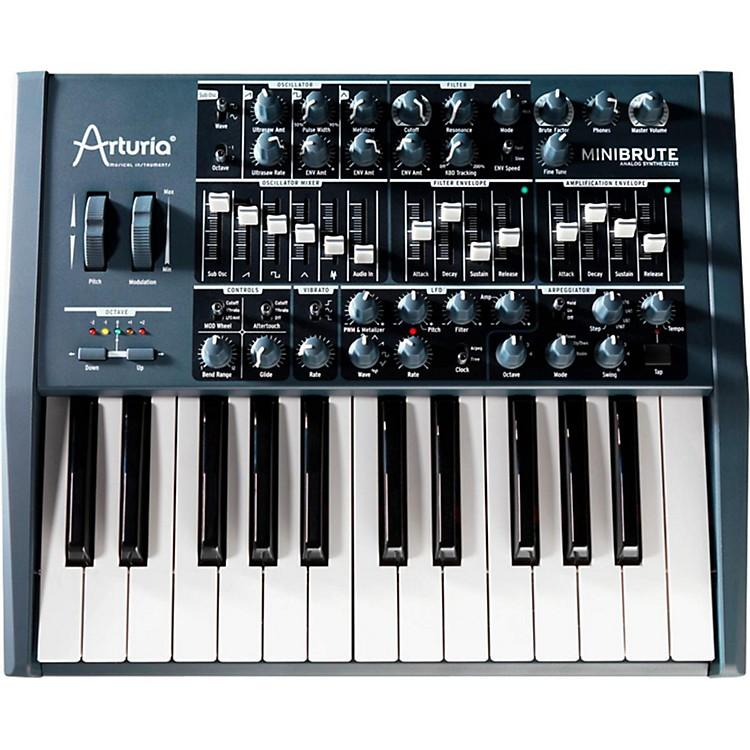 ArturiaMiniBrute Monophonic Analog Synthesizer