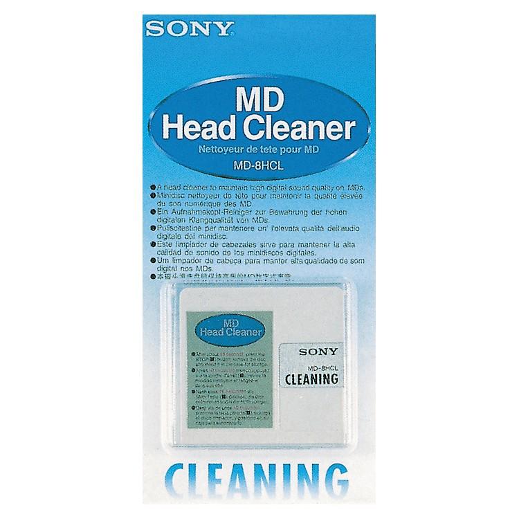 SonyMiniDisc Head Cleaner