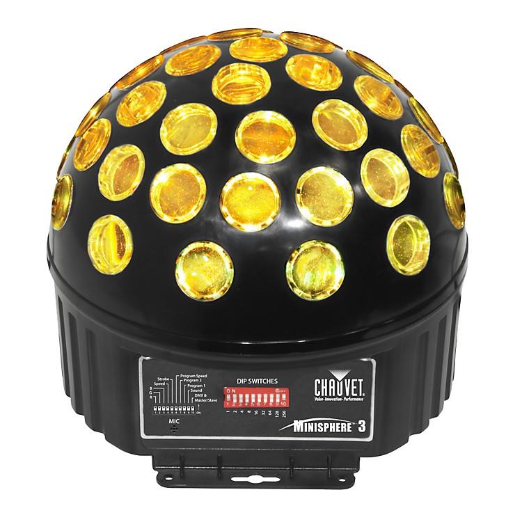 ChauvetMiniSphere 3 Rotating LED Effect Light
