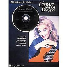 Hal Leonard Miniatures for Guitar (Book/CD)