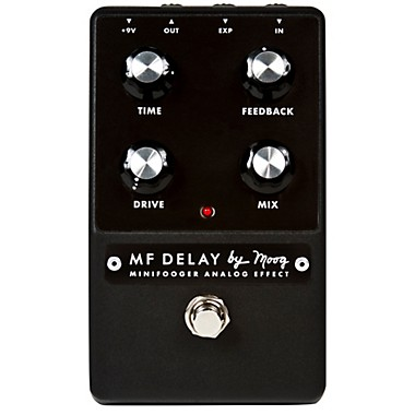 Minifooger Analog Delay Guitar Effects Pedal