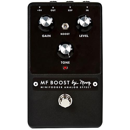 moog minifooger boost guitar effects pedal musician 39 s friend. Black Bedroom Furniture Sets. Home Design Ideas