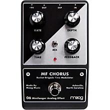 Moog Minifooger Chorus Guitar Effects Pedal