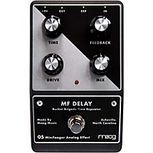 Moog Minifooger Delay Guitar Effects Pedal