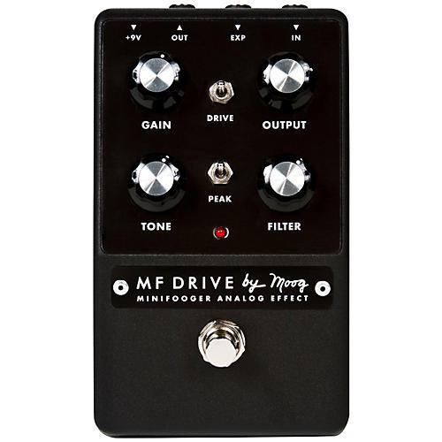 Moog Minifooger Drive Guitar Overdrive Effects Pedal