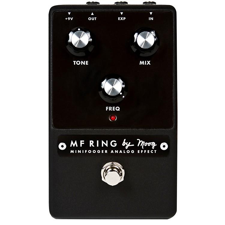 MoogMinifooger Ring Guitar Modulator Ring Effects Pedal