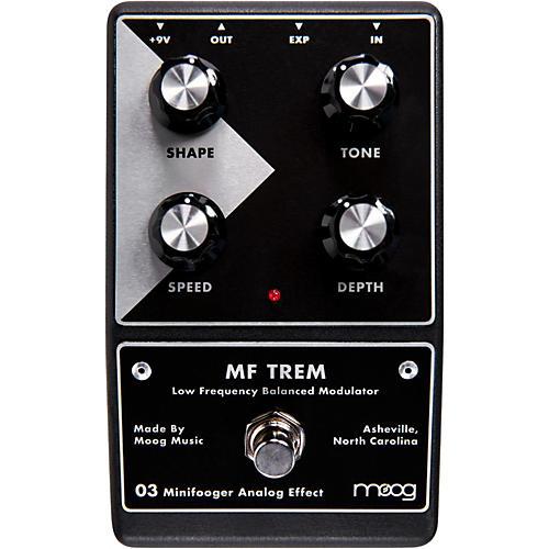 Moog Minifooger Trem Guitar Effects Pedal-thumbnail