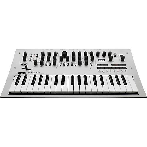 Korg Minilogue 4-Voice Polyphonic Analog Synth