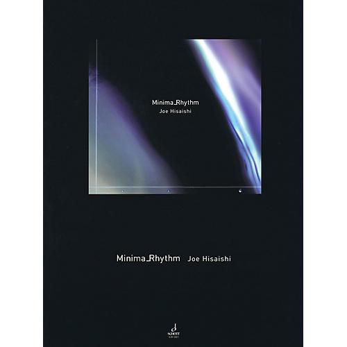 Schott Minima Rhythm (Orchestra) Schott Series Softcover Composed by Joe Hisaishi-thumbnail