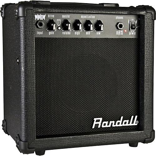 Randall Minion Series MR15 15W 1x6.5 Guitar Combo Amp-thumbnail