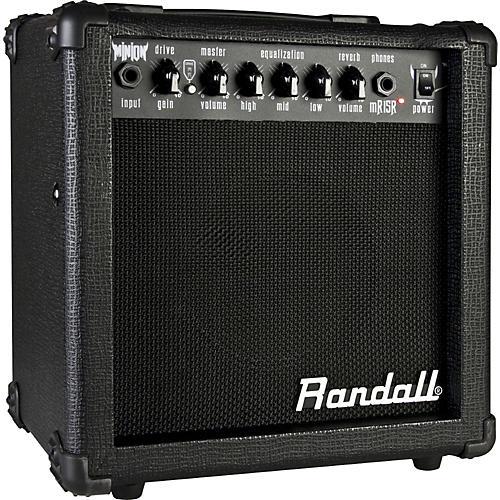 Randall Minion Series MR15R 15W 1x6.5 Guitar Combo Amp