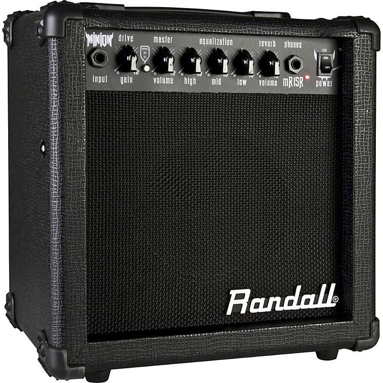 RandallMinion Series MR15R 15W 1x6.5 Guitar Combo Amp