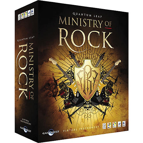 EastWest Ministry of Rock Virtual Instruments Collection