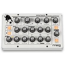 Open BoxMoog Minitaur Bass Synthesizer with Custom Finish
