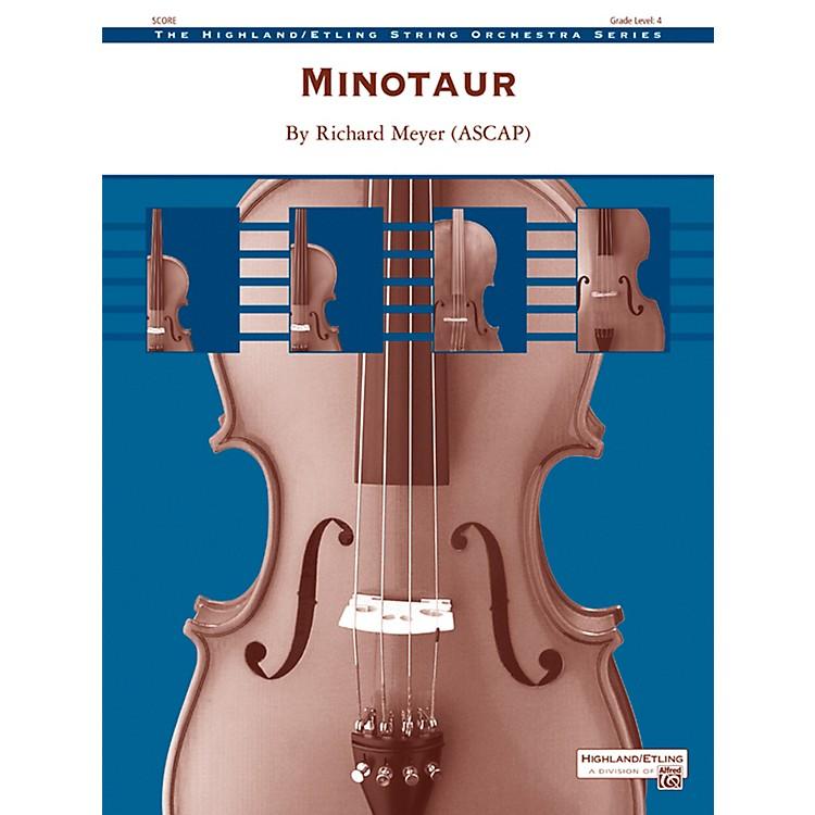 AlfredMinotaur String Orchestra Grade 4 Set