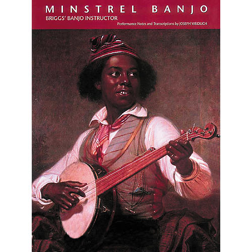 Centerstream Publishing Minstrel Banjo Songbook-thumbnail