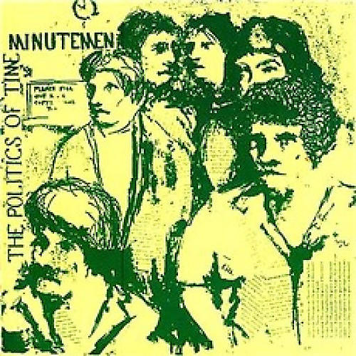Alliance Minutemen - Politics of Time
