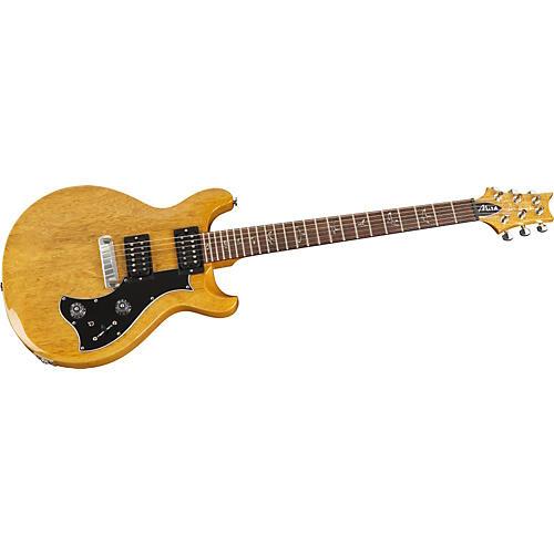 PRS Mira Korina Doublecut Electric Guitar With Regular Neck, 3-Way Blade Switch and Nickel Hardware