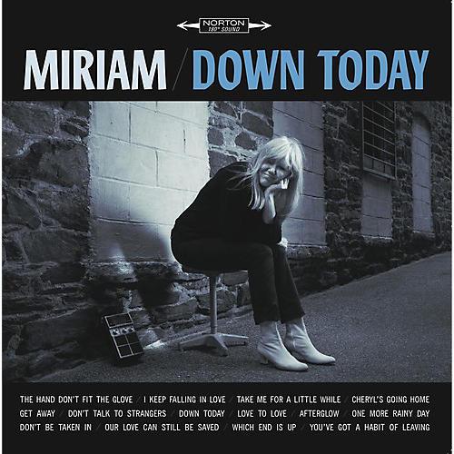 Alliance Miriam - Down Today