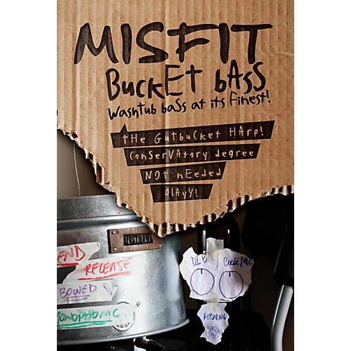 8DIO Productions Misfit Series: Bucket Bass-thumbnail