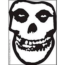 C&D Visionary Misfits Skull Sticker