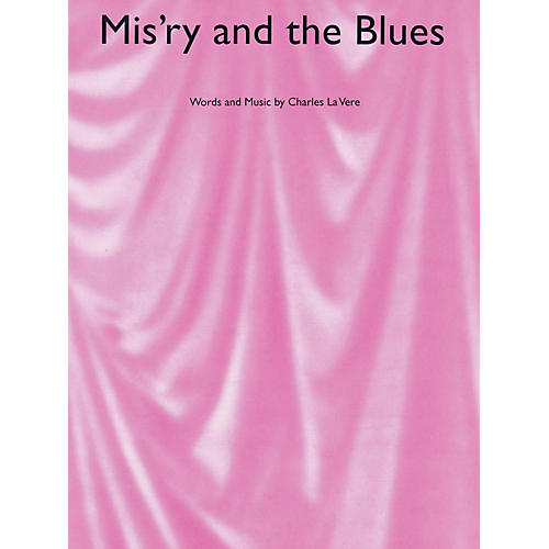 Music Sales Mis'ry & The Blues Music Sales America Series Softcover Performed by Charles La Vere-thumbnail