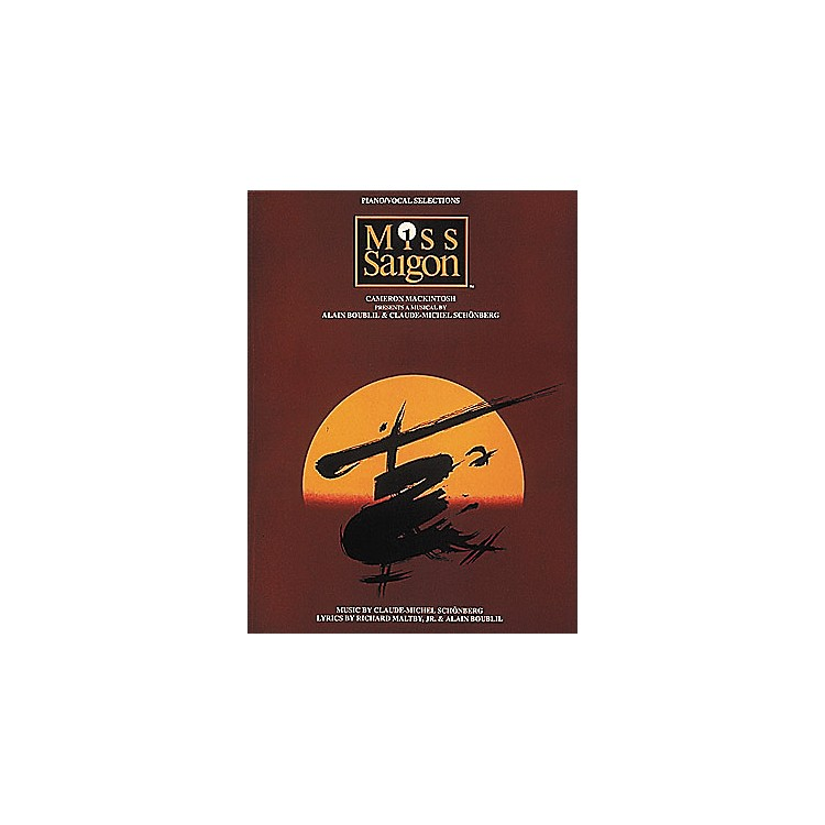 Hal LeonardMiss Saigon