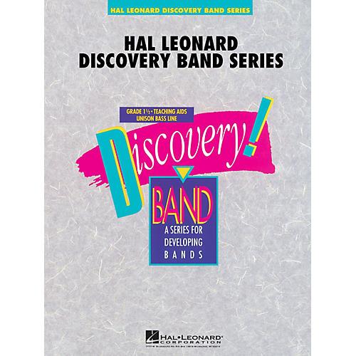 Hal Leonard Mission: Impossible Theme Concert Band Level 1 1/2 Arranged by Paul Lavender