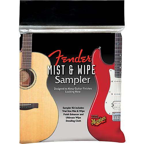 Fender Mist and Wipe Sampler by Meguiar's-thumbnail