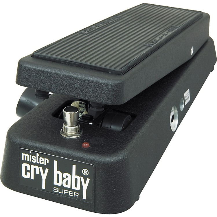 Dunlop Mister Cry Baby Super Volume/Wah Pedal