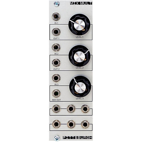 pittsburgh modular synthesizers mix mult module musician 39 s friend. Black Bedroom Furniture Sets. Home Design Ideas