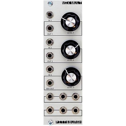 Pittsburgh Modular Synthesizers Mix Mult Module