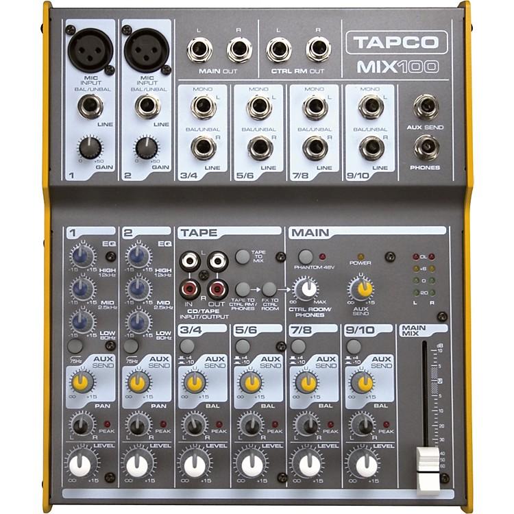TapcoMix.100 Compact Mixer
