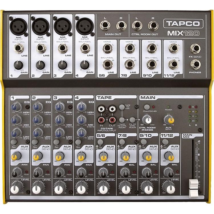 TapcoMix.120 Compact Mixer