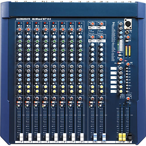 Allen & Heath MixWizard WZ3 12:2 Mixer