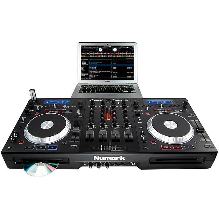 NumarkMixdeck Quad Universal DJ System